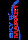 Логотип SkyMarket 3x1