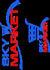 Логотип SkyMarket (CorelDRAW)